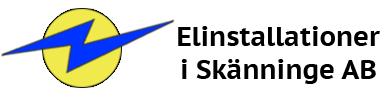 Elinstallationer i Skänninge AB Logo